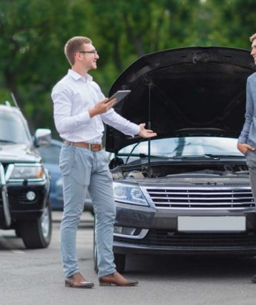 In The Event You Buy a Used Or New Vehicle?