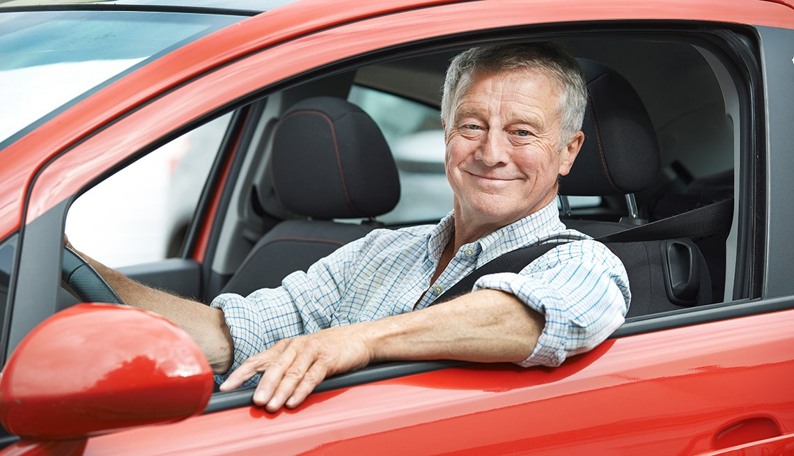 Senior Driving Ideas To Avoid Car Accidents