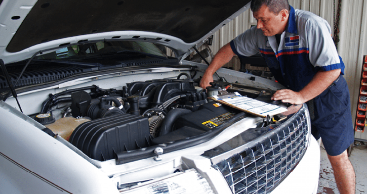 Vehicle Servicing And Repairs – Probably The Most Many Advantages