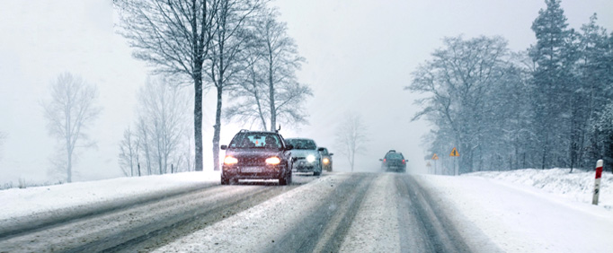Driving Strategies for a secure Winter
