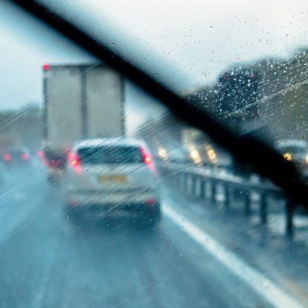 Safety Driving Tips in Rain