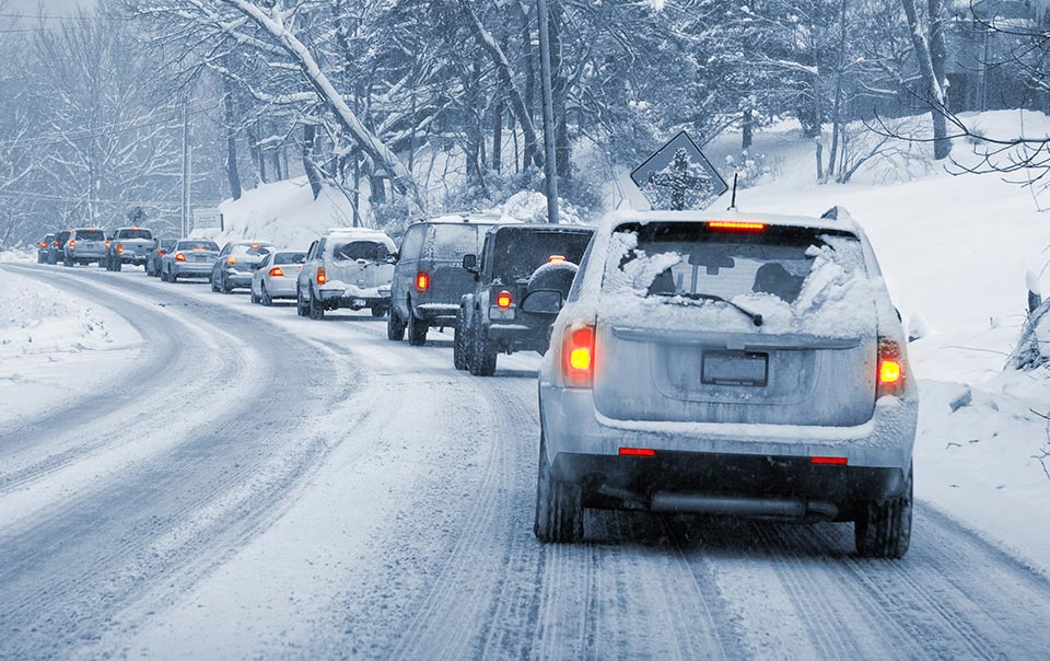 Winter Driving Tip – Go Backwards With Front Wheel Drive