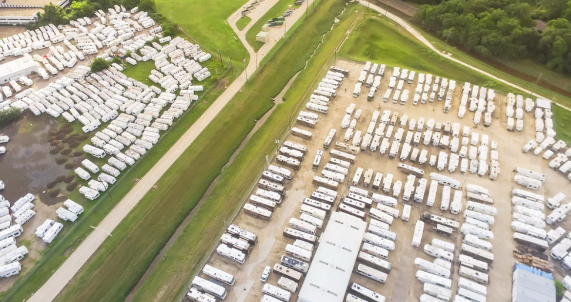 Where Can You Park an RV in the U.S.?