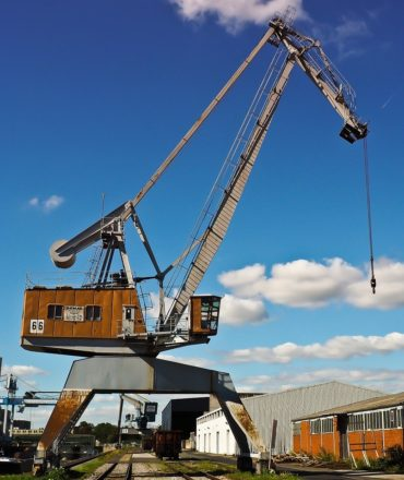 Why Buy a Crane When You Can Hire One.